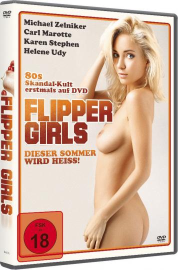 Flipper Girls. DVD.