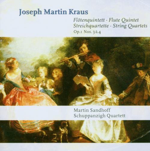 Flötenquintette CD