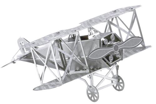 Fokker Bomber - 3D Metall-Modell