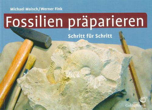 Fossilien präparieren - Schritt für Schritt