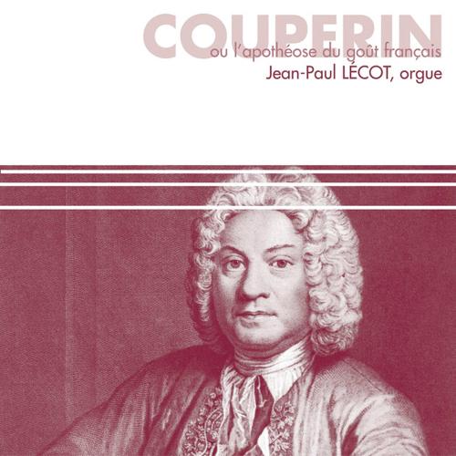 François Couperin. Orgelwerke. CD.