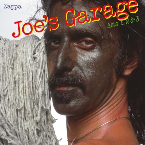 Frank Zappa. Joe's Garage Acts 1, 2 & 3. 2 CDs.