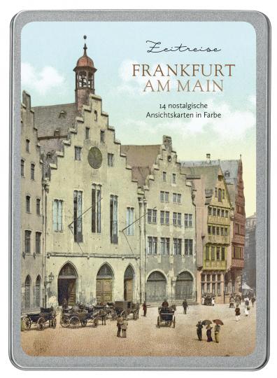 Frankfurt am Main - Zeitreise