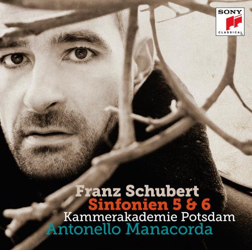 Franz Schubert. Sinfonien 5 & 6. CD.