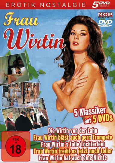 Frau Wirtin. 5 DVDs