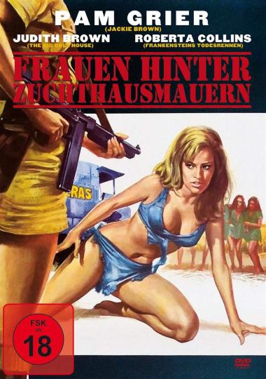 Frauen hinter Zuchthausmauern. DVD.