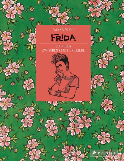 Frida. Ein Leben zwischen Kunst und Liebe. Graphic Novel.