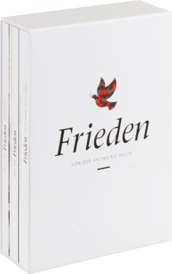 Frieden. Von der Antike bis heute. 5 Bände.