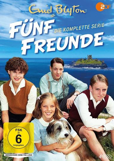 Fünf Freunde 4 DVD