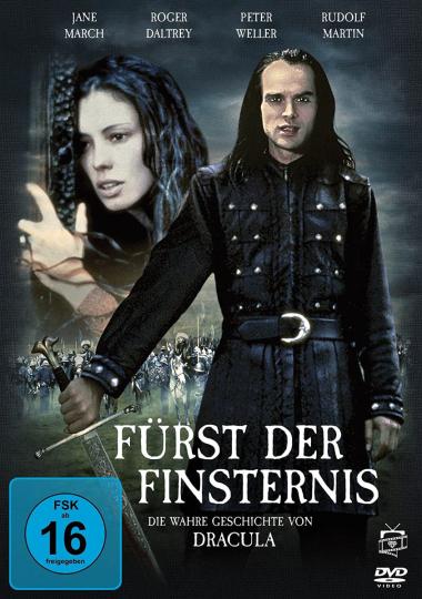 Fürst der Finsternis - Die wahre Geschichte von Dracula. DVD.