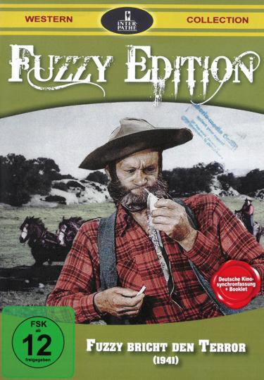 Fuzzy bricht den Terror. DVD.