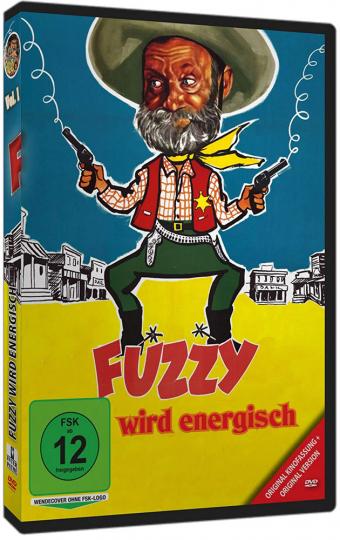 Fuzzy - Die Kino-Edition. 4 DVDs.