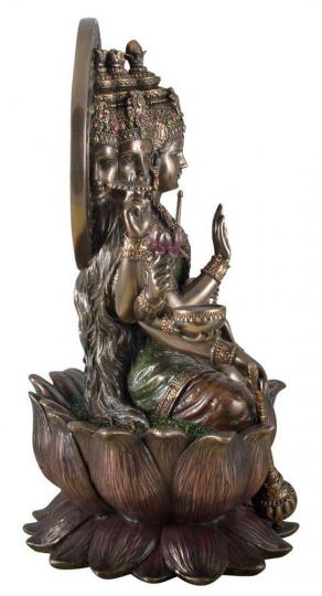 Gayatri Mantra - Göttin der Sonne.