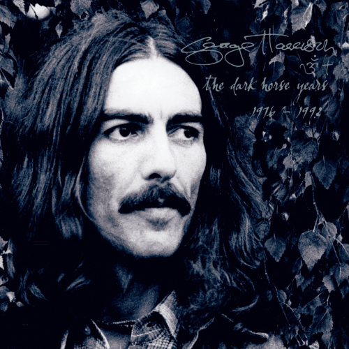 George Harrison. The Dark Horse Years 1976 - 1992. 5 CDs, 2 SACDs, 1 DVD.