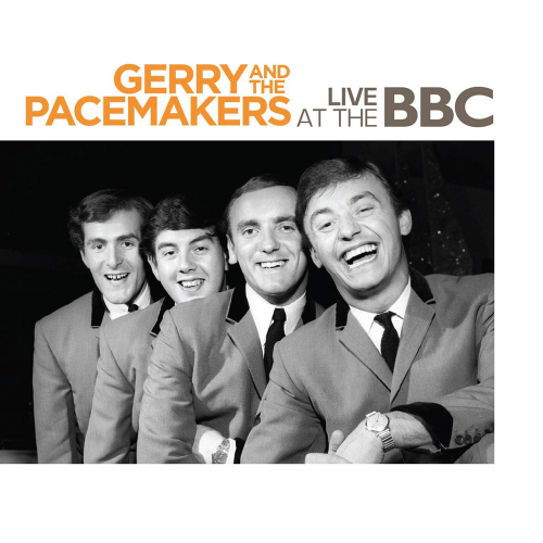 Gerry & The Pacemakers. Live At The BBC. CD.