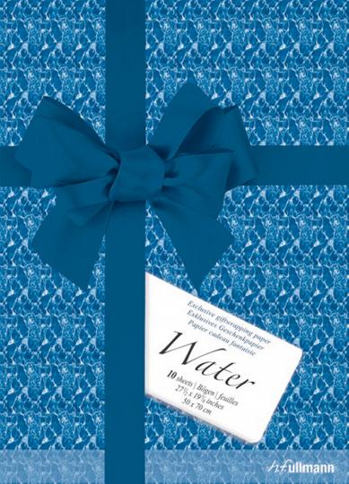 Geschenkpapier Geschenkpapier Water