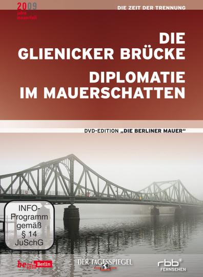 Glienicker Brücke - Diplomatie im Mauerschatten DVD
