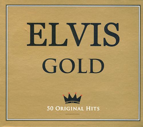 Elvis Gold. 2 CDs.