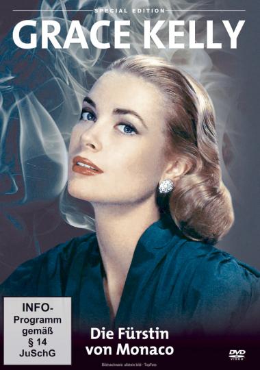 Grace Kelly - Die Fürstin von Monaco DVD