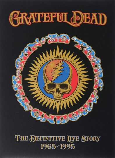 Grateful Dead. 30 Trips Around The Sun - The Definitive Live Story (1965 - 1995). 4 CDs.