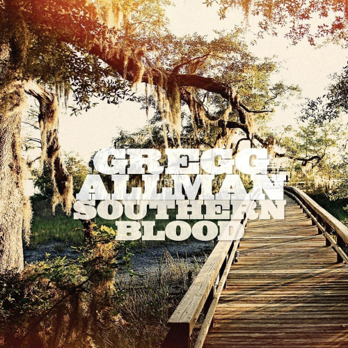 Gregg Allman. Southern Blood (Deluxe Edition). CD + DVD.