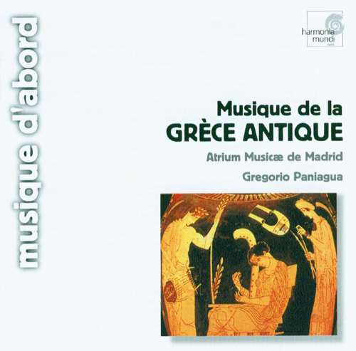 Griechische Musik der Antike CD