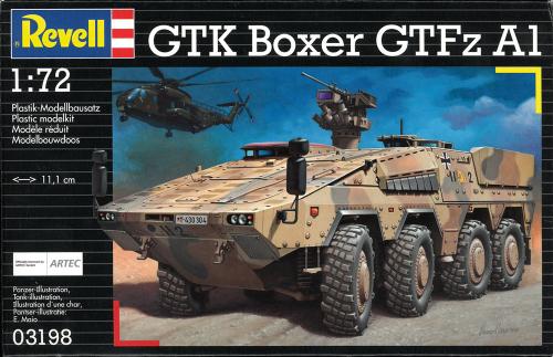 GTK Boxer GTFzA1 - Maßstab 1:72