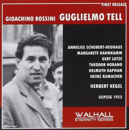 Guglielmo Tell (Wilhelm Tell) 2 CDs