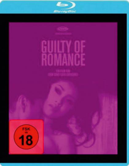 Guilty Of Romance (OmU). Blu-ray.