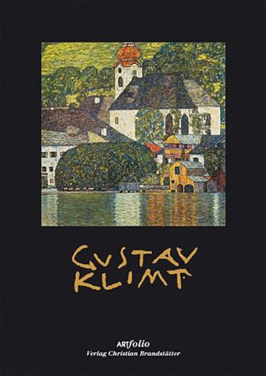 Gustav Klimt. Landschaften. Grußkarten.