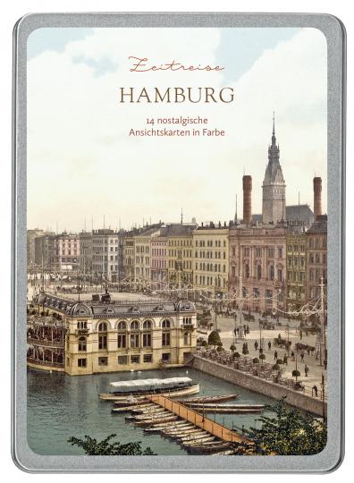 Hamburg - Zeitreise