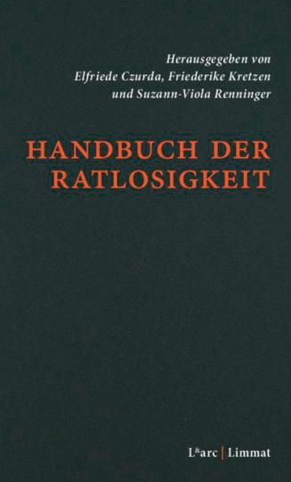Handbuch der Ratlosigkeit.
