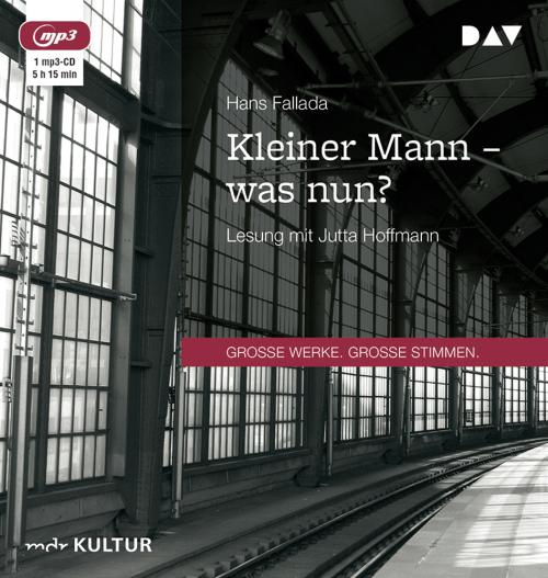 Hans Fallada. Kleiner Mann - was nun? mp3-CD.