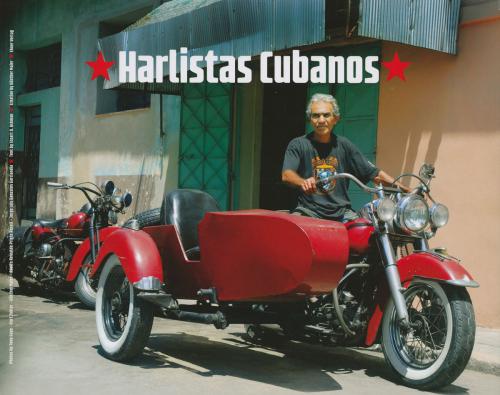 Harlistas Cubanos.