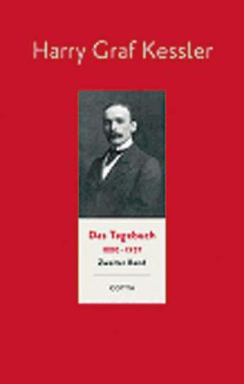 Harry Graf Kessler: Das Tagebuch 1880-1937. Band 2, 1892-1897