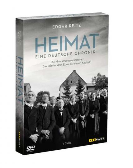 Heimat 1 : Eine deutsche Chronik (remastered)