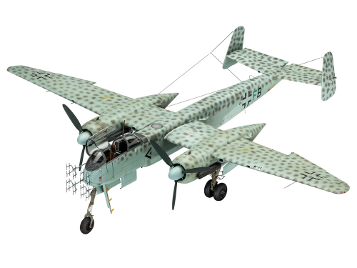 Heinkel He219 A-0 Nightfighter - Modell 1:32