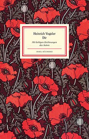 Heinrich Vogeler. Dir. Gedichte.