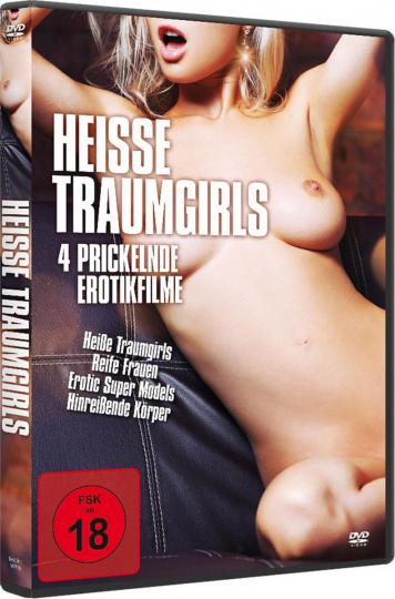 Heiße Traumgirls (4 Filme in 1 Box). DVD.