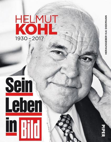 Helmut Kohl 1930-2017 - Sein Leben in Bild