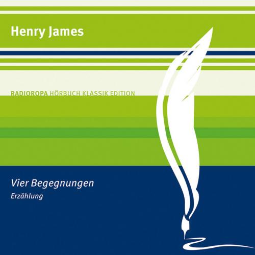 Henry James. Vier Begegnungen. 1 CD.