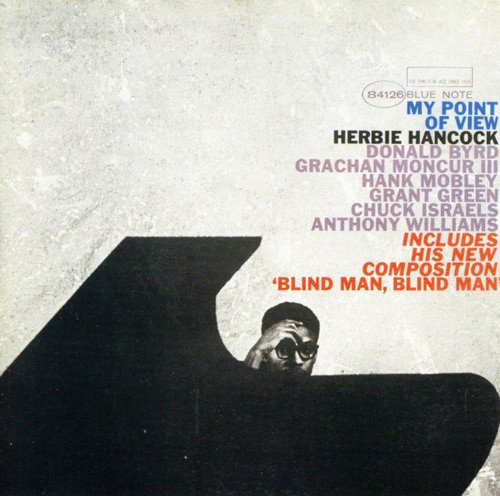 Herbie Hancock. My Point Of View (Rudy Van Gelder Remasters). CD.