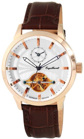 Herren Automatik Armbanduhr