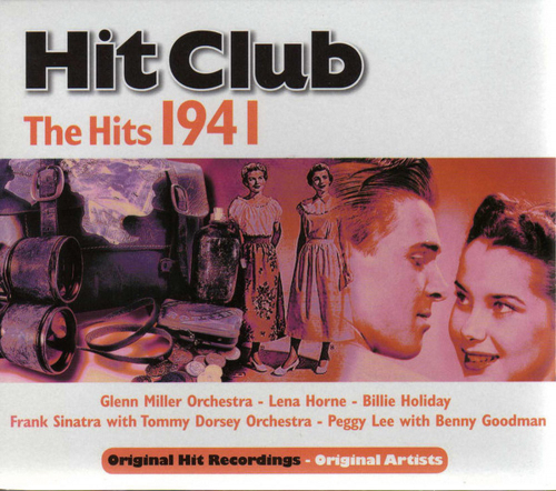 Hit Club: The Hits 1941 CD