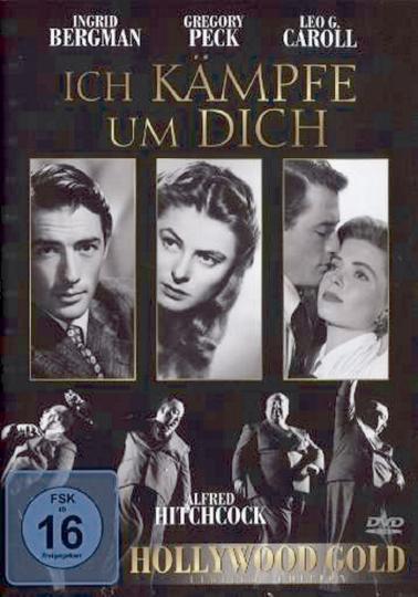 Hitchcock , Ich kämpfe um dich DVD
