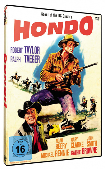 Hondo. DVD.