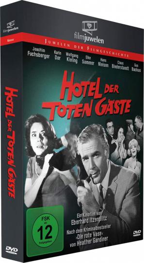 Hotel der toten Gäste. DVD.