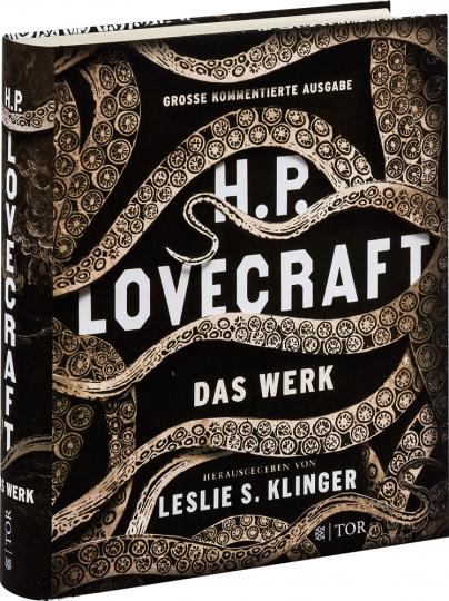 H. P. Lovecraft. Das Werk.