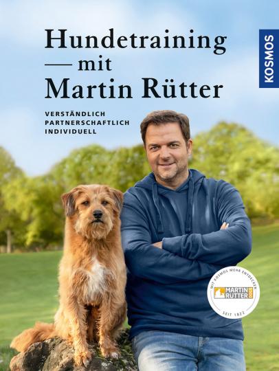 Hundetraining mit Martin Rütter. Verständlich, partnerschaftlich, individuell.
