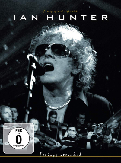 Ian Hunter. Strings Attached. DVD.